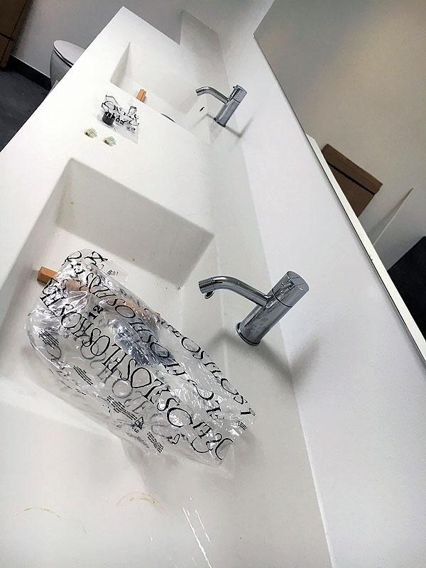 Usædvanlig Fugning af badeværelse og vådrum   Gummifugen.dk CY18